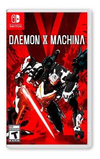 Daemon X Machina - Nsw