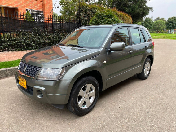 Grand Vitara Sz Unico Dueño 2.0 4x2 Mt
