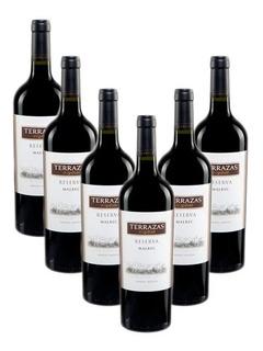 Terrazas Reserva Malbec Vinos En Mercado Libre Argentina