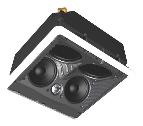 Definitive Technology Uiw Rcs Iii Caixa Acústica Gesso (un)