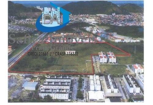 Área Na Rodovia Cônego Domênico Rangone , No Bairro De Conceicaozinha, Municipio Do Guaruja Sp - Ar00002 - 33186948