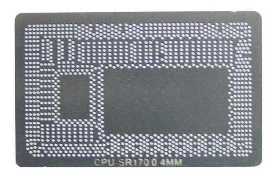 Stencil Calor Direto Sr170 Intel Core-i5-4200u Cpu Processad