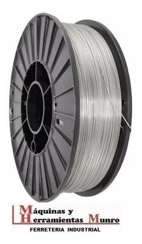 Rollo De Alambre Mig Aluminio De 1.2mm X 7kg Oferta