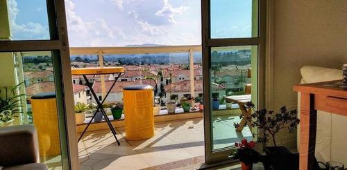 Imagem 1 de 26 de Apartamento Com 2 Dormitórios À Venda, 113 M² Por R$ 954.000,00 - Tamboré - Santana De Parnaíba/sp - Ap1729