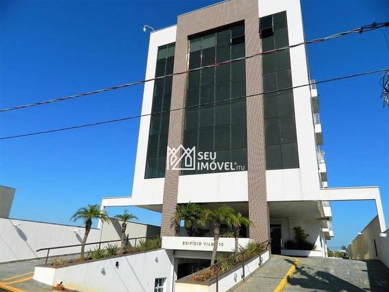 Sala Comercial Para Venda E Locação, Itu Novo Centro, Itu. - Sa0127