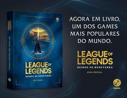 League Of Legends - Reinos De Runeterra