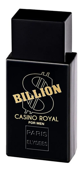 Billion Casino Royal Paris Elysees - Perfume Masculino/100ml
