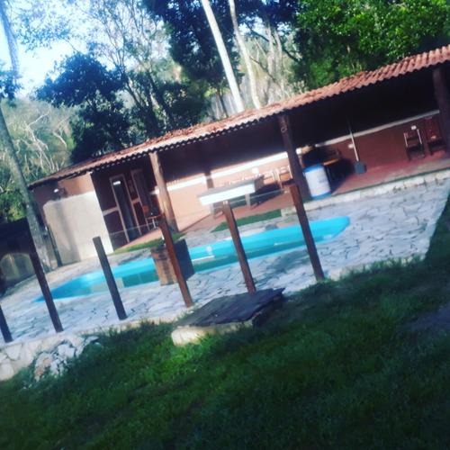 Rancho Do Edu Piscina 3 Quartos 3 Banheiros Mesa De Bilhar.