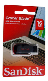 Kit 10 Pen Driver Pendrive 16gb Sandisk Original Lacrado.