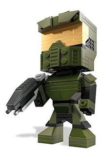 Mega Construx Kubros Halo Master Chief Kit De Construcción
