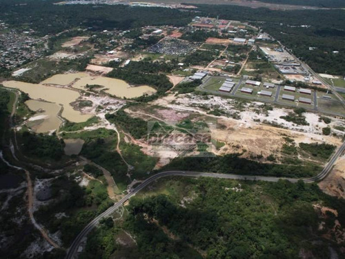 Terreno À Venda, 310000 M² Por R$ 40.000.000 - Tarumã - Manaus/am - Te0749