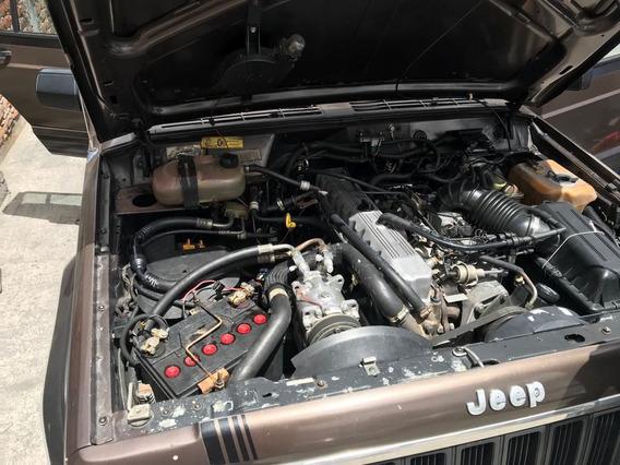 Jeep Cheroke Automatico 4x4 De 1987