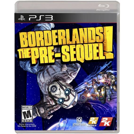 Borderlands The Pre-sequel Seminovo Top! Loja Física!