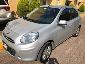 Nissan March 1.6 Advance Mt 2013