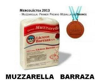 Muzzarella Barraza X Mayor Zona Oeste