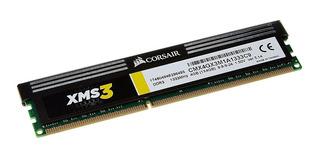 Memoria Dimm Ddr3 Corsair Cmx4gx3m1a1333c9 4gb 1333 Mhz Xms3