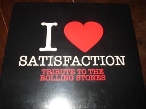 Love Satisfaction Rolling Stones Tribute Paul Dianno Maiden