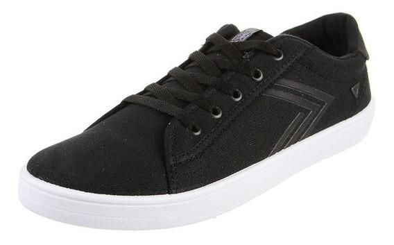 Zapatillas Negras Urbanas Deli Hombre - Lopez Calzados