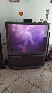 Tv Retroproyector 53 Kv-53v80