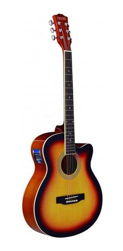 Guitarra Electroacústica Texas Ag10-lc5-tex