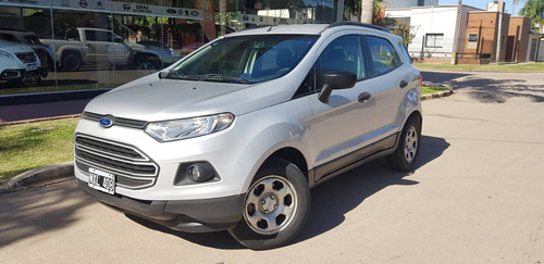 Ford Ecosport 1.6l Se Nafta Manual 2014