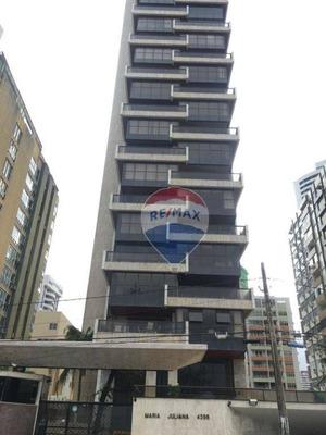Apartamento Com 427m² Á Venda Na Av. Boa Viagem - Ap0755