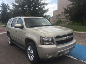 Chevrolet Tahoe 2010 Blindaje Iv Plus