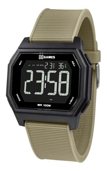 Relógio X-games Masculino Digital Xgppd116 Pxex Quadrado
