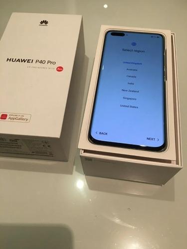 Huawei P40 Pro 5g - 256gb - Silver (desbloqueado) (dual Sim