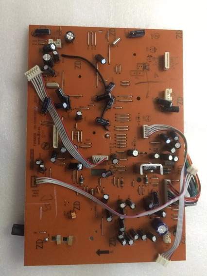 Placa Principal Cd Micro System Philips Fwm208/78 Nova!