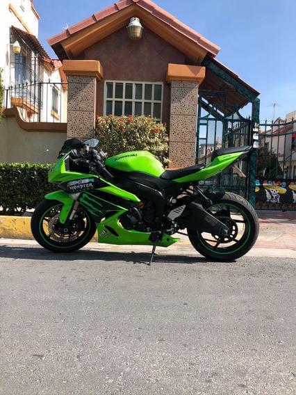 Kawasaki 2006 Zx6r