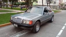 Mercedes Benz 190e 1985 Mecánico Motor 1.8
