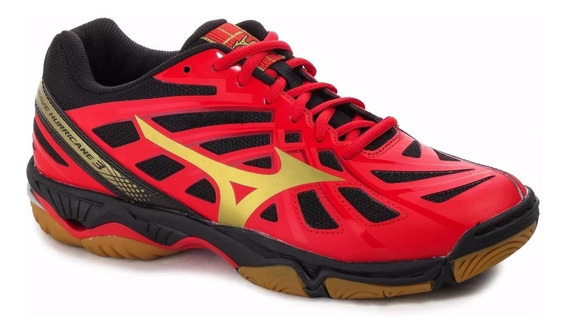 Zapatillas Mizuno Wave Hurricane 3 Voley Handball Squash