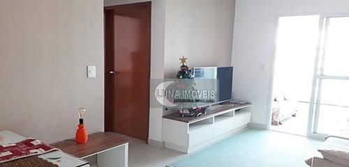 Apartamento Com 2 Dormitórios À Venda, 62 M² Por R$ 385.000,00 - Vila Baeta Neves - São Bernardo Do Campo/sp - Ap3111