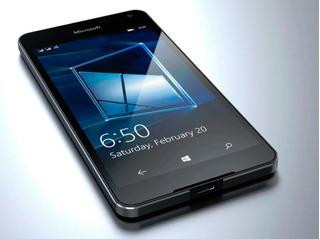 Lumia 650 Dual Sim + Accesorios (escucho Ofertas De Permuta)