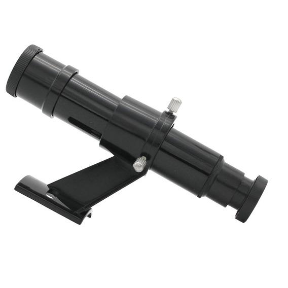 5x24 Finderscope + Estojo Acessório Plástico Para Telescópio