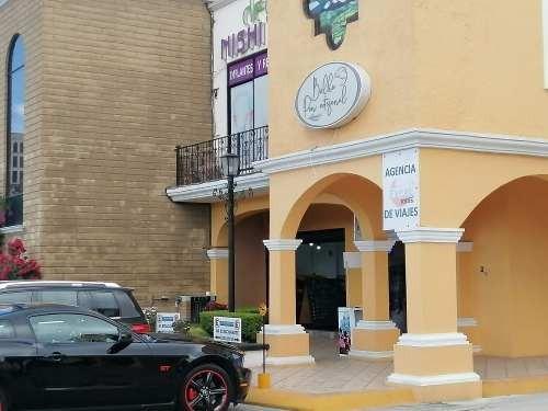 Traspaso De Restaurante En Plaza Citlalli En Leona Vicario