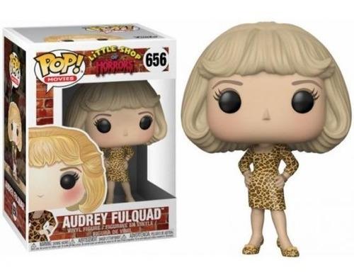 Audrey Fulquard - Funko Pop Nuevo Caja Dañada