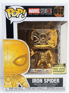 Funko Pop Marvel 440 Iron Spider Nuevo Original Magic4ever