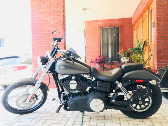 Harley-davidson Dyna Super Glide 2016 Impecable Importada ¡¡