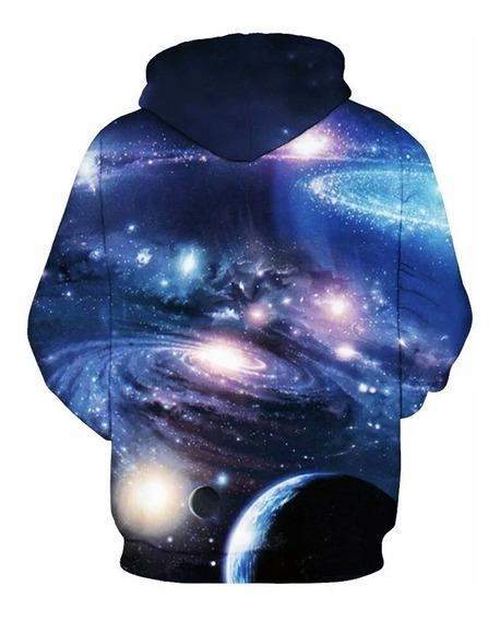 Sudadera 3d Galaxias Varios Diseños. Leer Descripción*