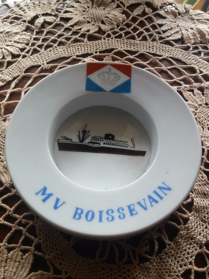 Cenicero De Barco M V Boissevain