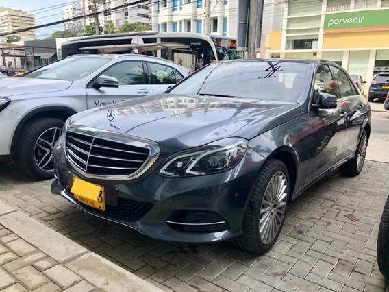 Mercedes-benz Clase E E250 Aut