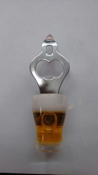 Destapador Con Iman, Forma De Chop Cerveza Subte A Carabobo