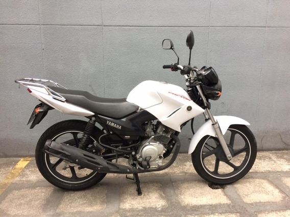 Yamaha Ybr Factor 125 Ed 2014 Branca