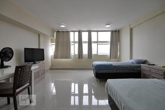 Apartamento Para Aluguel - Centro, 1 Quarto, 37 - 893055214
