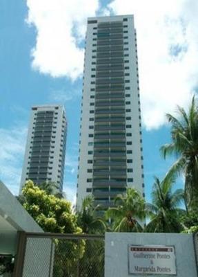 Apartamento Com 4 Dormitórios Para Alugar, 234 M² Por R$ 5.000/mês - Monteiro - Recife/pe - Ap1433