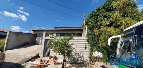 Imagem 1 de 15 de Casa Térrea - Loteamento Residencial Fonte Nova - Sp - 638059