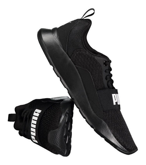 Tênis Puma Wired Preto