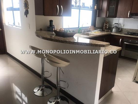 Apartamento Amoblado En Renta - San Javier Cod: 10074